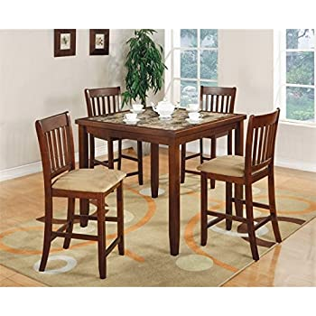 dahlia 5 pc dining set instructions