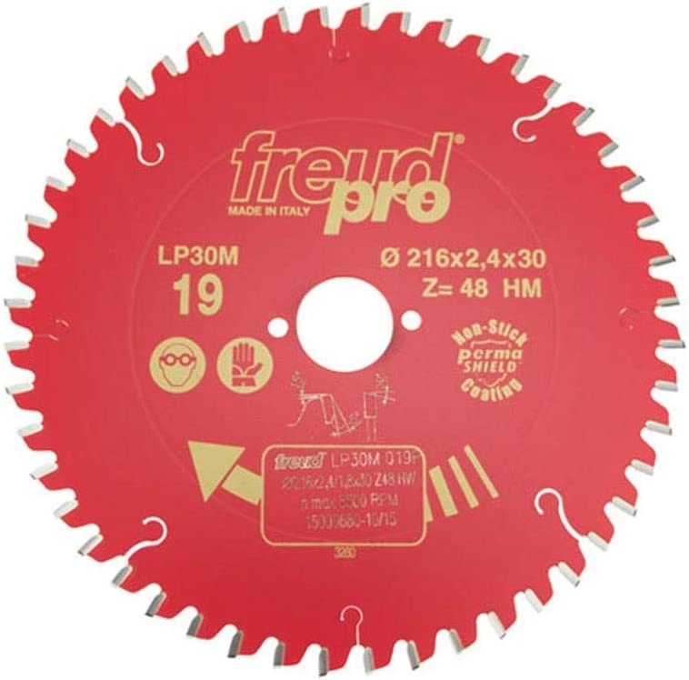 F03FS03658 Freud General Purpose TCT Blade 24T 190x30