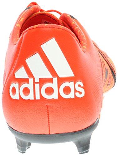 Adidas Mannen X 15,1 Lederen Fg / Ag Vaste Grond / Kunstgras Voetbal Klampen