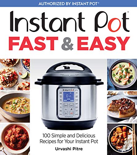 Fully authorized by Instant Pot—brand new recipes from the best-selling author of Indian Instant Pot Cookbook and The Keto Instant Pot CookbookIndian Instant Pot Cookbook by Urvashi Pitreis already one of the top-selling cookbooks in its category. N...