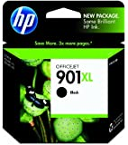 HP 901XL CC654AN#140 Ink Cartridge-Black