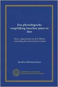 verjaardag der universiteit te Leiden (Dutch Edition): Jacobus Marinus