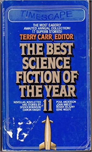 Book The Best Science Fiction of the Year, Vol. 11