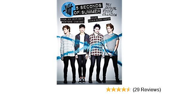 5 Seconds of Summer Poster Collection: Browntrout Publishers: 9781465047212: Amazon.com: Books