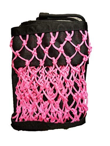 (Equi-Sky Ultimate Net Hay Bag Black -Pink)