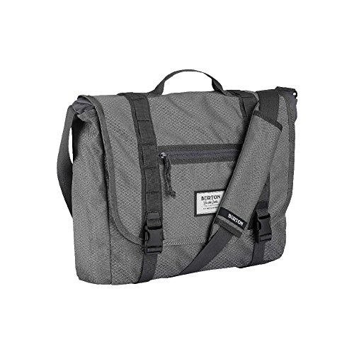 Burton Flint Messenger Bag, Faded Diamond Rip (Slip Snowboard Bag)