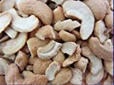 Cashew Pieces Roasted Salted - 25 LBS