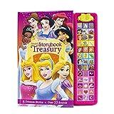 Best Disney Princess 3 Year Old Books - Disney Princess - Sound Storybook Treasury - PI Review