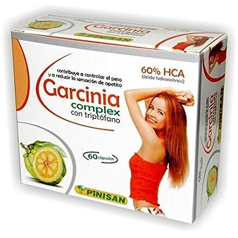 Garcinia Complex 60 cápsulas de Pinisan: Amazon.es: Salud y cuidado personal