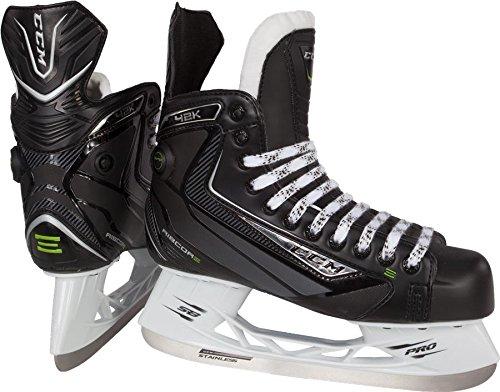 CCM 42K Pump Senior Ice Hockey Skates, 10.0 D