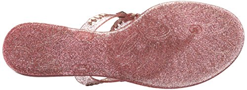 Gold Georgica WoMen Jack Jelly Sparkle Rose Rogers Sandal 7AwxqwS