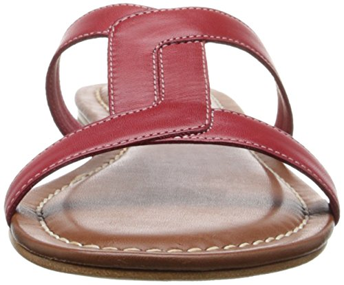 Bernardo Womens Whitney Dress Sandal Red