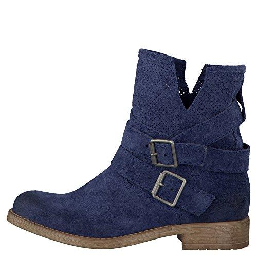 Tamaris, Stivali donna blu Blau 37