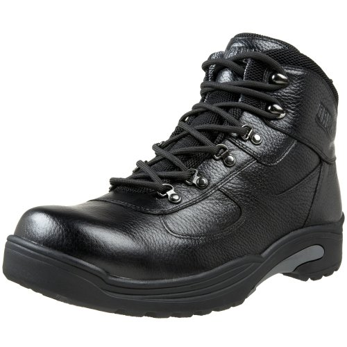 Drew Shoe Mens Rockford Boot Black 14 6E Us