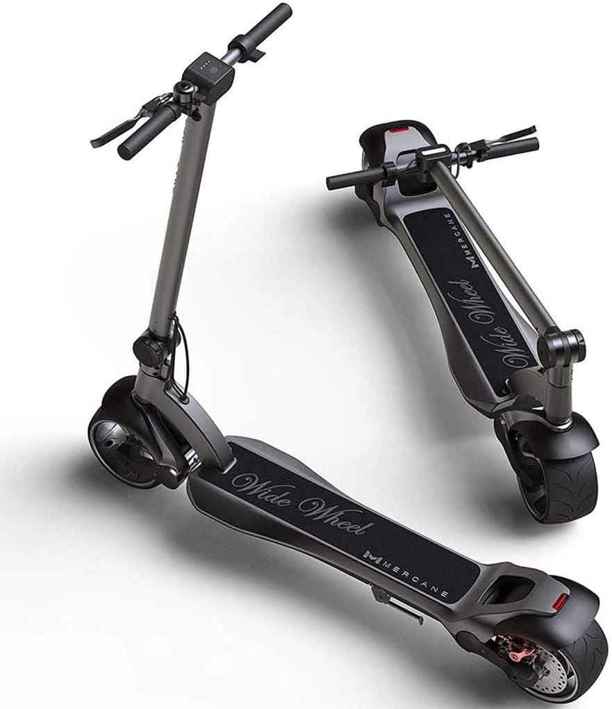 インテリジェント電動スクーター、大人と若者向けの折りたたみ式で安全なスマートEスクーター、3.9インチワイドタイヤ、500W電源、28MPH、デュアルディスクブレーキ,Doubledrive45km