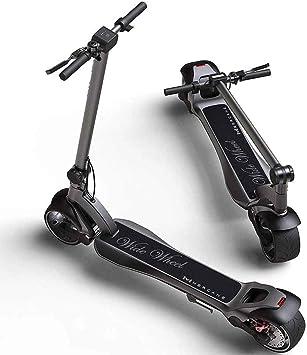 Amazon.com: Patinete eléctrico Lnintelligent, patinete ...