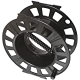 Woods 82870 Snap-Together Cord Reel, Black, Holds upto 150-Feet 16/3 AWG