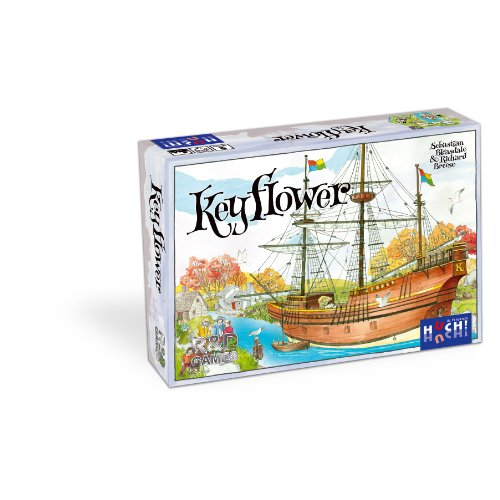 Keyflower Board Game by R&D Games