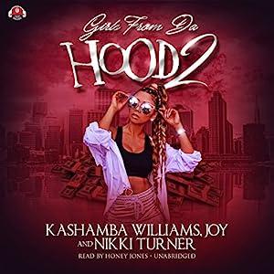 Girls from da Hood 2 Audiobook