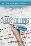 Self-Editing (The Beginner Writer's Toolkit Book 1)