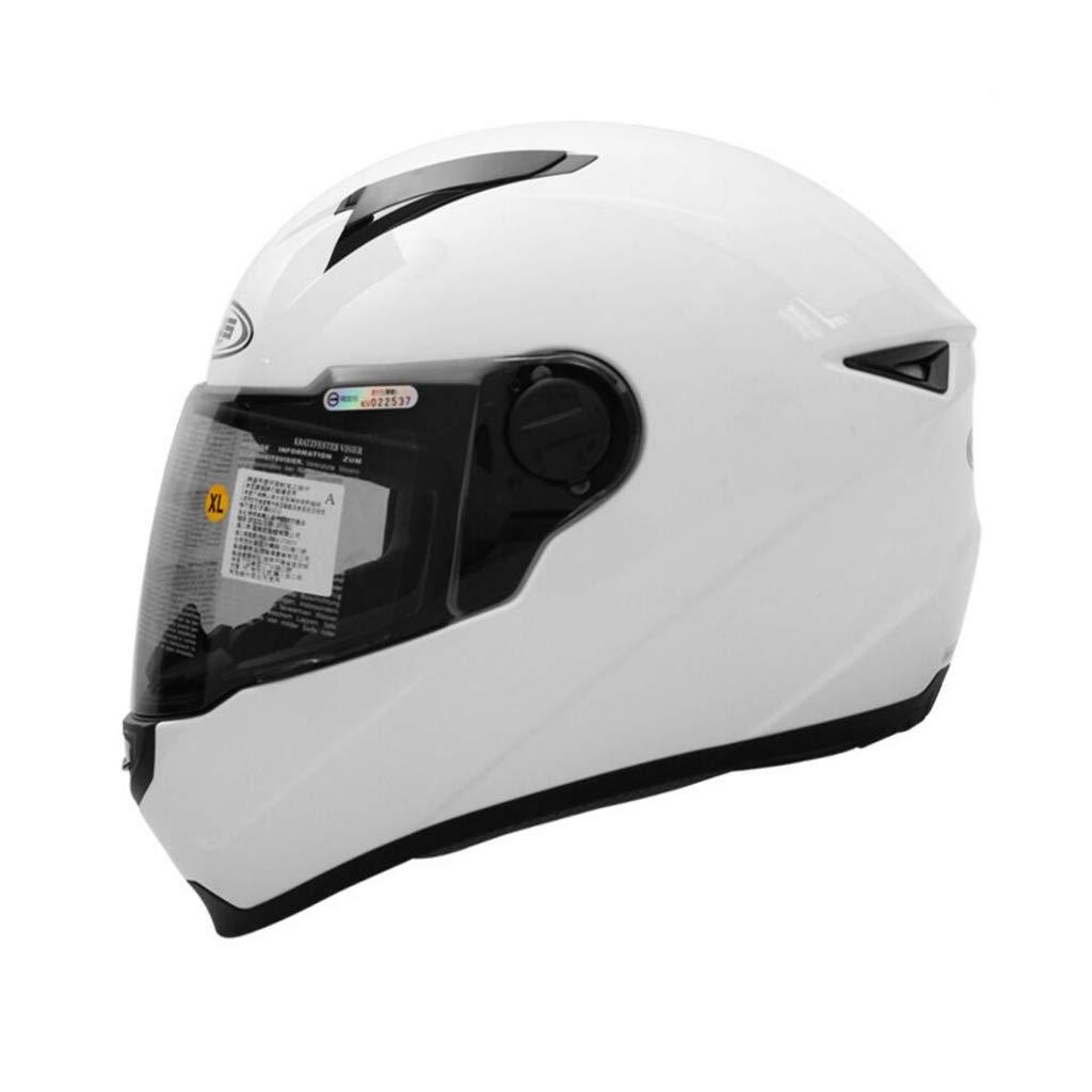 『3年保証』 ヘルメット ヘルメット オートバイのヘルメット、冬の屋外フルヘルメットの男性の女性の周りのサイクリングの安全キャップのペダル電気自動車 B07PXLD8FQ L B07PXLD8FQ White L, 美味しいお肉をお届け!大久保商店:067fc43a --- a0267596.xsph.ru