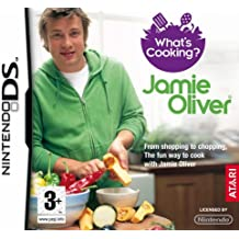 What's Cooking? With Jamie Oliver (Nintendo DS) by Atari