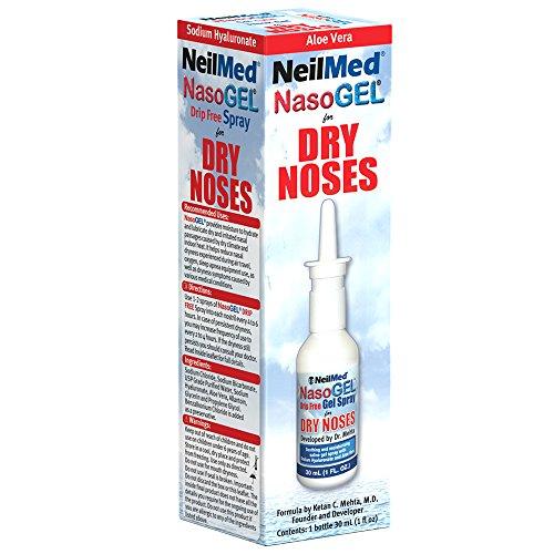 NeilMed Nasogel Spray Fluid Ounce