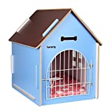 Indoor Outdoor Dog House Medium Pet Doghouse Puppy Shelter For Sale