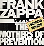 (VINYL LP) Frank Zappa Meets The Mothers Of Prevention Europ