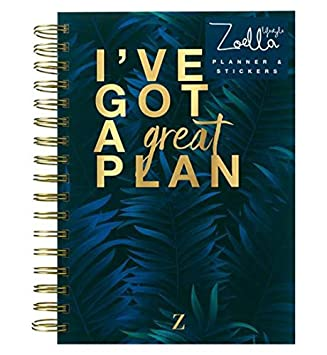 Zoella Weekly Planner-Lifestyle Gamme