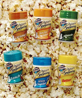 Check Out This Kernel Season'sTM 6-Pack Minis Popcorn Seasoning