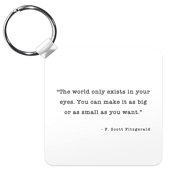 Amazon.com: Escritores en sabiduría F Scott Fitzgerald cita ...