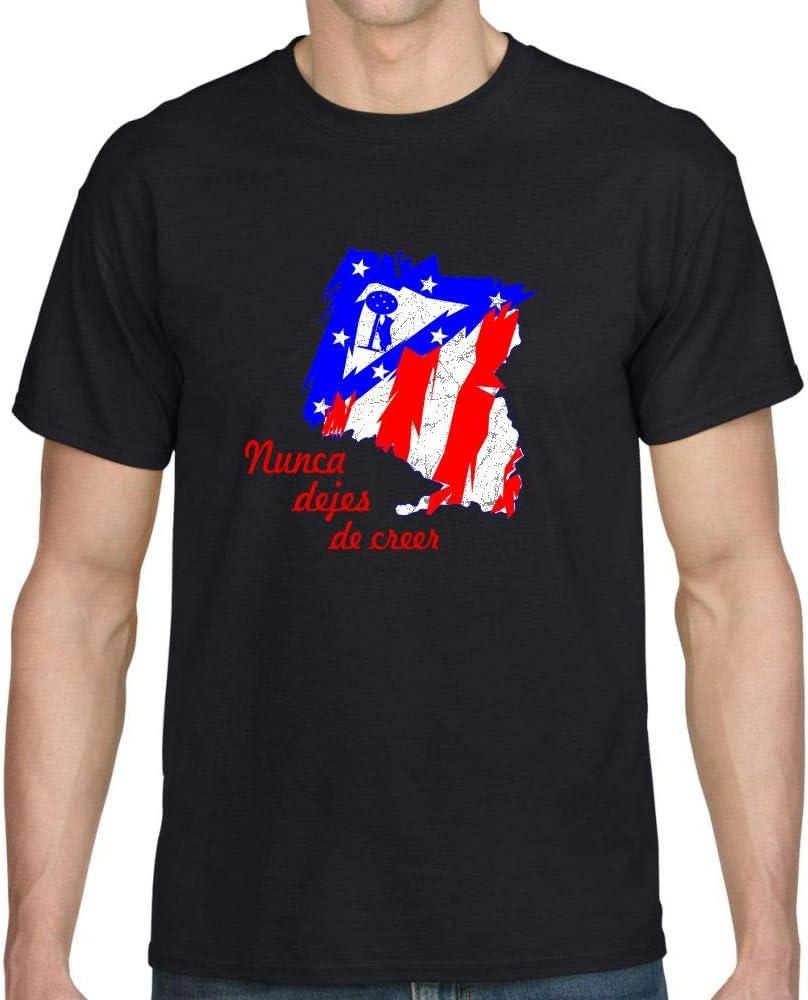 Desconocido Camiseta Atletico de Madrid Comunidad rangozon (XS, Denim): Amazon.es: Ropa y accesorios