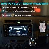 Bluetooth FM Transmitter for car, Wireless FM