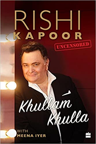 Image result for rishi kapoor book