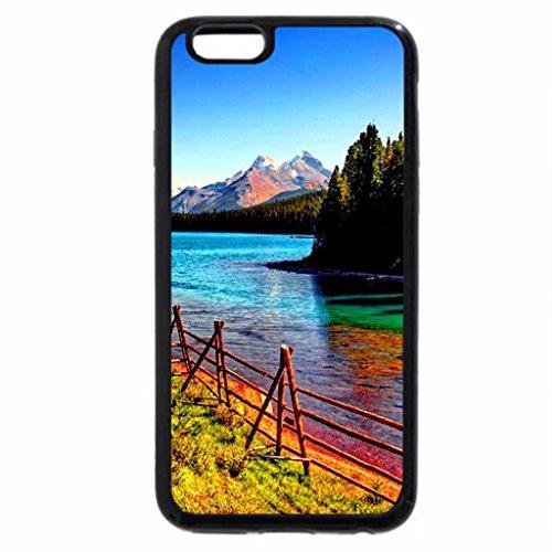 iPhone 6S / iPhone 6 Case (Black) Calm Brook