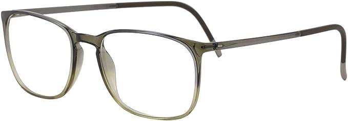Silhouette Men's Eyeglasses SPX Illusion 2911 Full Rim Optical Frame