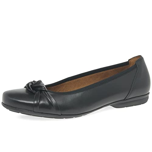 fe58ac85cb Gabor 02.643 Women's Bow Pump: Amazon.co.uk: Shoes & Bags