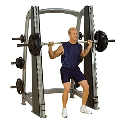 Body-Solid SCB1000 Proclubline Counter Balanced Smith Machine