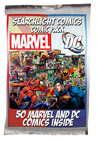 dc and marvel comics - 2
