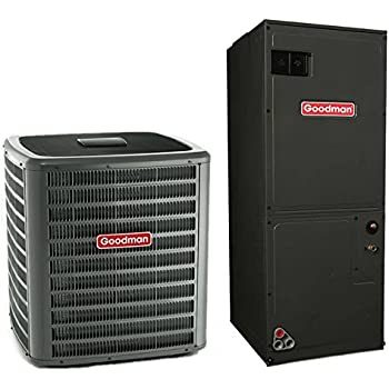 goodman 5 ton ac. 3 ton goodman 14 seer r410a air conditioner split system 5 ac m