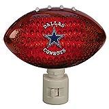 Dallas Cowboys Football Night Light