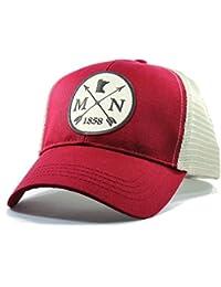 Men's Minnesota Arrow Patch Trucker Hat