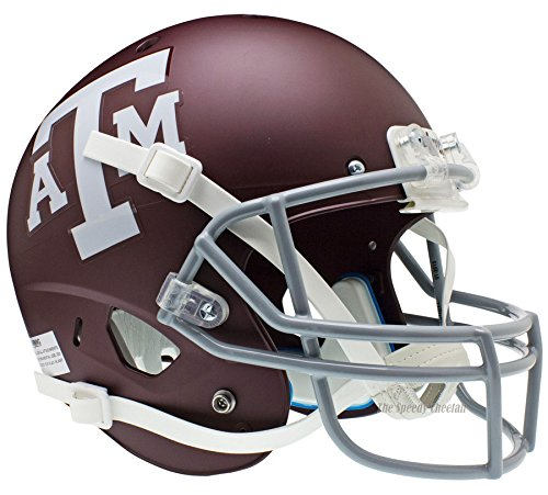 Texas A&M Aggies Officially Licensed Full Size XP Replica Football Helmet