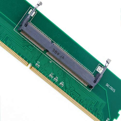 Amazon.com: Adaptador de memoria RAM DDR3 de 204 pines a 240 ...