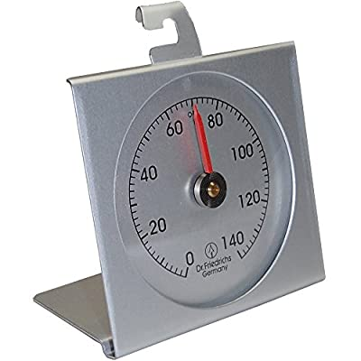 Cold Frame & Greenhouse Thermometer Aluminum
