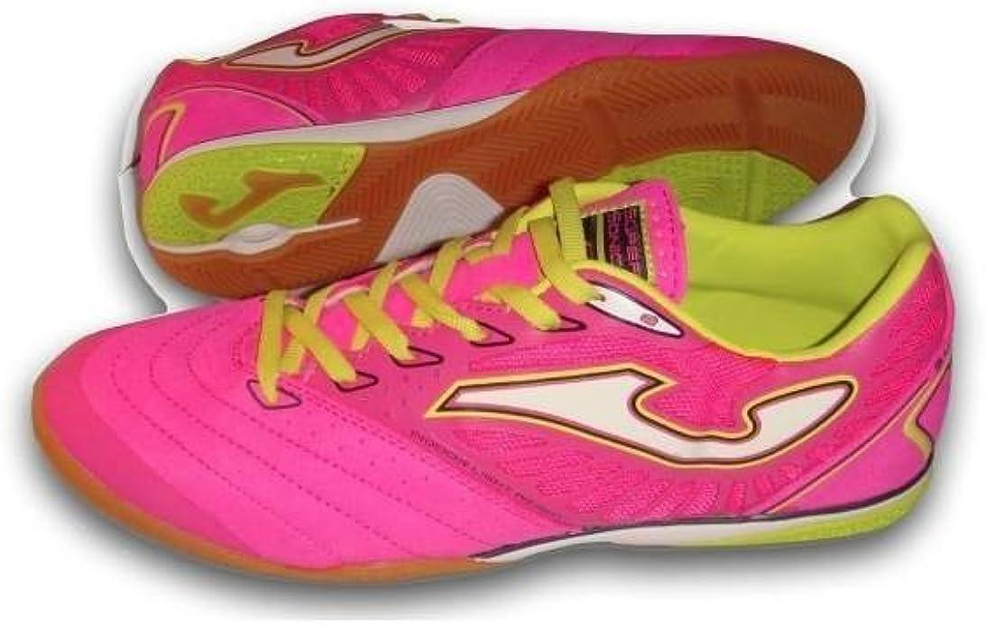 Joma Zapatillas de fútbol Sala para Hombre, Rosa: Amazon.es ...