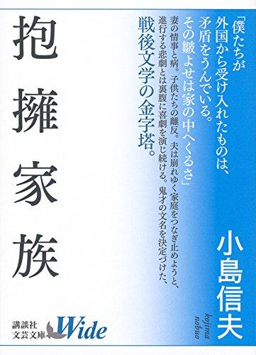 抱擁家族 (講談社文芸文庫ワイド)