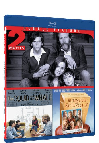 The Squid and the Whale & Running with Scissors - Blu-ray Double Feature