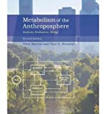 img - for [(Metabolism of the Anthroposphere: Analysis, Evaluation, Design)] [Author: Peter Baccini] published on (March, 2012) book / textbook / text book